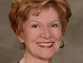 Headshot of Mary Lee